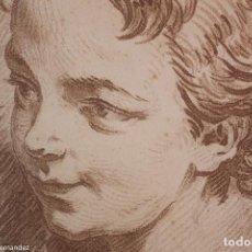 Arte: EXCELENTE VAN LOO _ FRANCOIS - CA. 1750-.. Lote 253720060