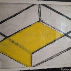 Arte: GRABADO ILUMINADO JOSE PEDRO CROFT. Lote 254530955