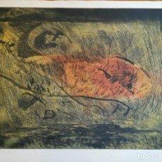 Arte: JUAN JOSE TORRALBA - GRABADO AL AGUAFUERTE. Lote 254887865