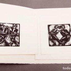 Arte: MASAFUMI YAMAMOTO - TALLER DE GRABADO - ACHILLE GASSER. Lote 255350310