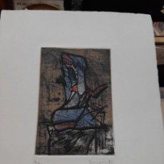 Arte: BONIFACIO ALFONSO GÓMEZ FERÁNDEZ - GRABADO ORIGINAL FIRMADO. Lote 257446505