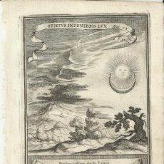 Arte: GRABADO DE LAS HONRAS QUE SE HICIERON A SU CATÓLICA MAJESTAD DE FELIPE IV MADRID AÑO 1666 S. XVII. Lote 258017640