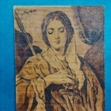 "Arte: FRAGMENTO ""LA CORONACION DE LA VIRGEN"" VELAZQUEZ. Lote 258520820"