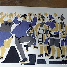 Arte: GRABADO LUIS SEOANE. Lote 260092090