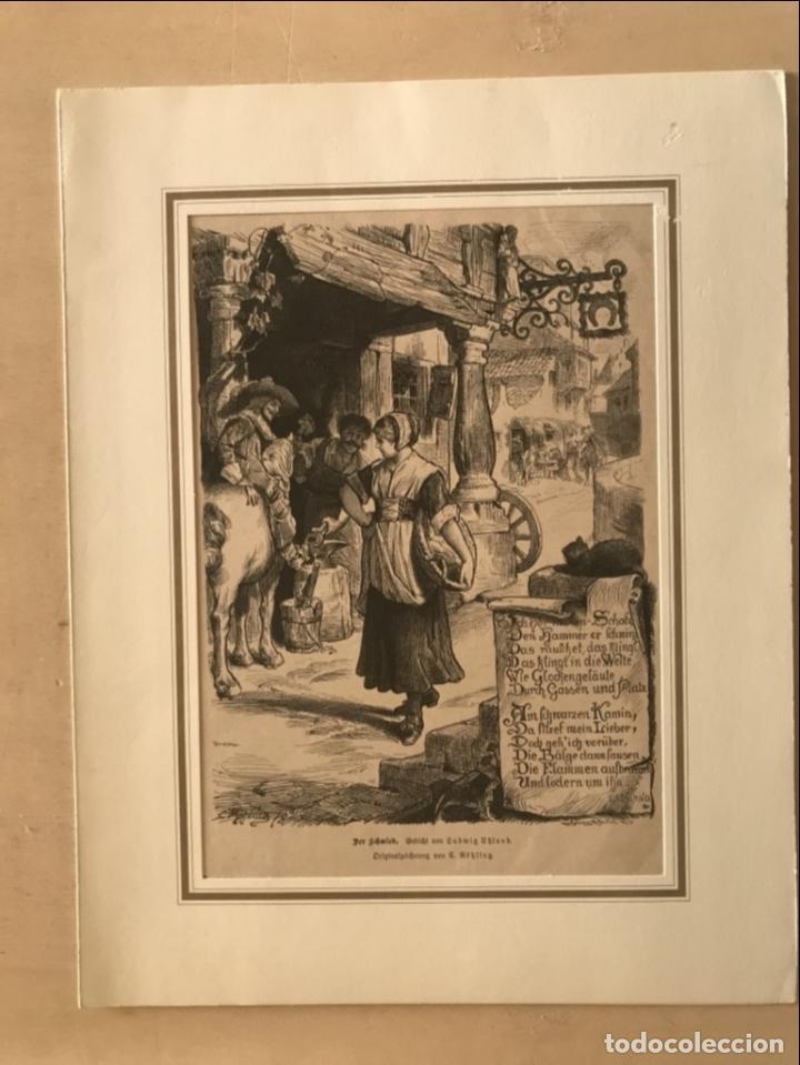 Arte: Herrero, jinete y doncella, 1880 - Foto 2 - 260814145