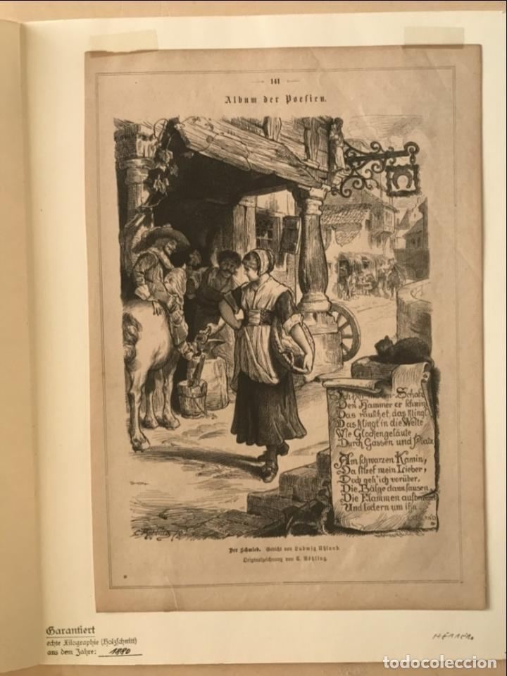 Arte: Herrero, jinete y doncella, 1880 - Foto 3 - 260814145