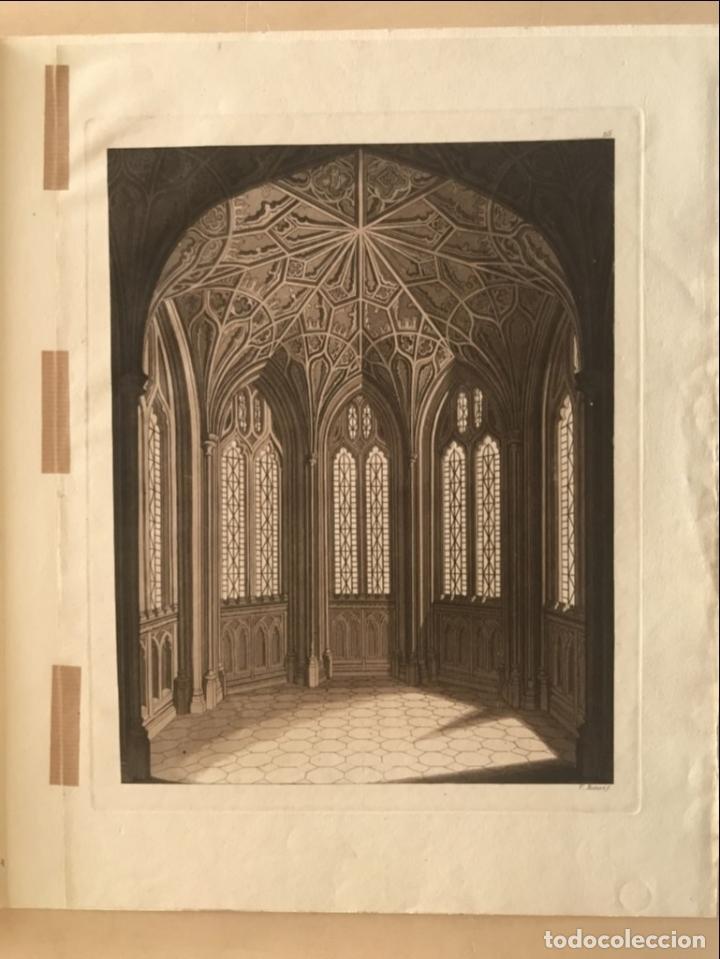 Arte: Vidrieras y bóveda decorada, hacia 1825. V. Raineri - Foto 3 - 260817050