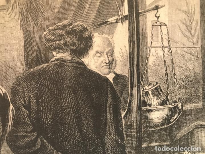 Arte: Los orfebres y sus clientes, 1879. F. Schelesinger - Foto 6 - 260845880