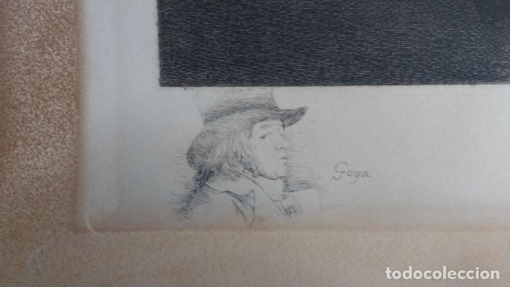 Arte: Familia de Carlos IV grabado de Bartolomé Maura y Montaner - Foto 3 - 261136785