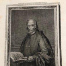 Arte: GRABADO PEDRO CALDERON DE LA BARCA. AÑO 1791. Lote 261225875