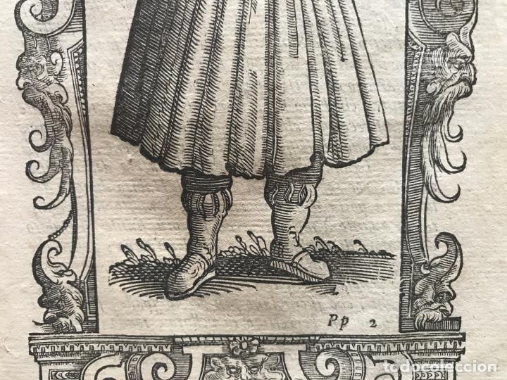 Arte: Mujer de Granada (Andalucía, España), 1590. Vecellio/Krieger/Zenaro - Foto 7 - 261544500