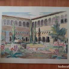 Arte: OBRA GRÁFICA DE RAFAEL BASTARDAS. Lote 261897515