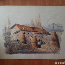 Arte: OBRA GRÁFICA DE EVELI ALBERT PALÁ. Lote 261900085