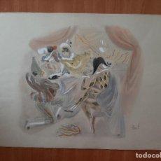 Arte: OBRA GRÁFICA DE FLORIT. Lote 261910250