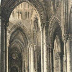 Arte: NAVE DEL CRUCERO DE LA CATEDRAL DE CUENCA (ESPAÑA), HACIA 1845. PARCECISA/DONON/URRABIETA. Lote 262361450