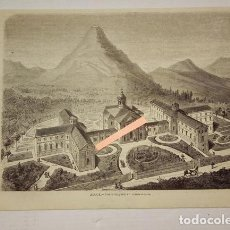Arte: ALCOY. NUEVO HOSPITAL EN CONSTRUCCIÓN. Lote 262991140