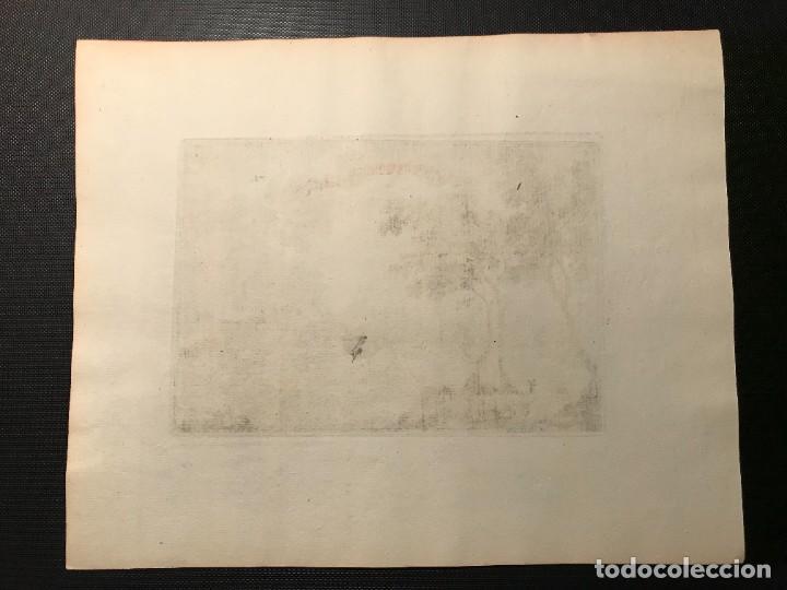 Arte: INTERESANTE LOTE DE 5 GRABADOS , TITULO PLANS ET PRO.. CATALOGNE , PERPIGNAN, ROSAS DE ROUX... - Foto 9 - 263550305