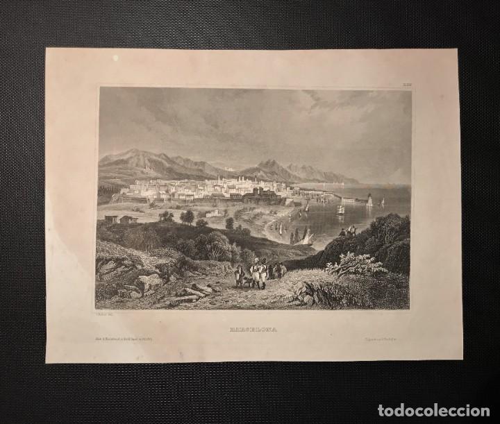Arte: INTERESANTE LOTE DE 5 GRABADOS , TITULO PLANS ET PRO.. CATALOGNE , PERPIGNAN, ROSAS DE ROUX... - Foto 21 - 263550305