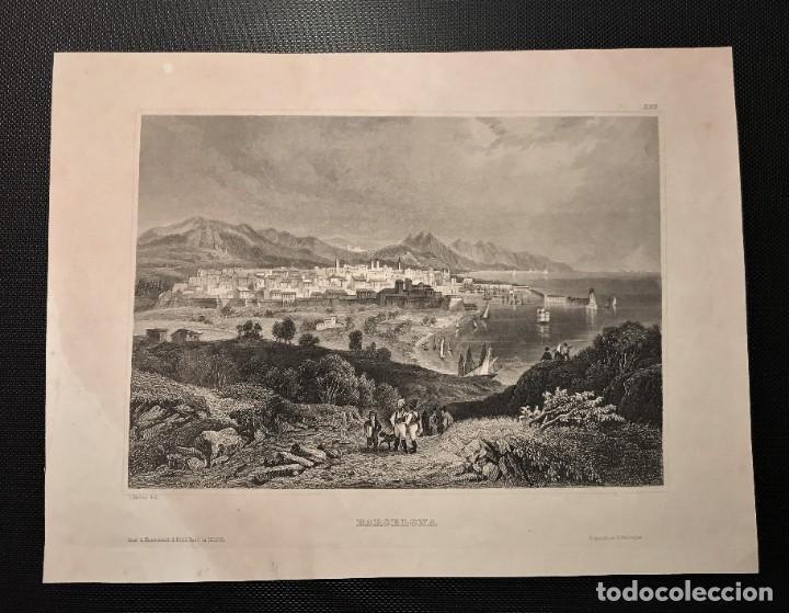 Arte: INTERESANTE LOTE DE 5 GRABADOS , TITULO PLANS ET PRO.. CATALOGNE , PERPIGNAN, ROSAS DE ROUX... - Foto 22 - 263550305