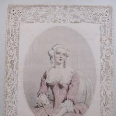 Arte: PAUL GAVARNI / CHARLES-MICHEL GEOFFROY. L'ÉVENTAIL. EL ABANICO. ED.GONET. PARIS, 1850. Lote 264051710