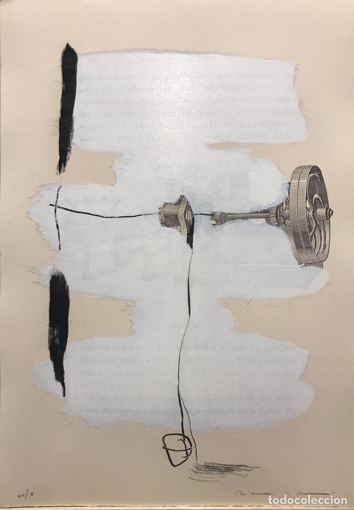 GRABADO JOSEP MARIA RIERA ARAGO (Arte - Grabados - Contemporáneos siglo XX)