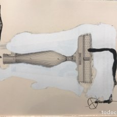 Arte: GRABADO JOSEP MARIA RIERA ARAGO. Lote 264728994