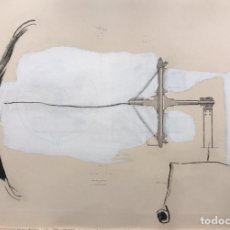 Arte: GRABADO JOSEP MARIA RIERA ARAGO. Lote 264729329