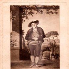 Arte: EL TIO JORGE - 1812 - JUAN GÁLVEZ Y FERNANO BRAMBILA - RARO. Lote 268615984