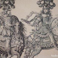 Arte: ARMIGER ET EPHEBUS PERSAE. Lote 268963789