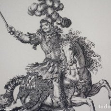 Arte: SUMMUS CAFTRORUM PRAEFECTUS GRAMONTIUS. Lote 268964444