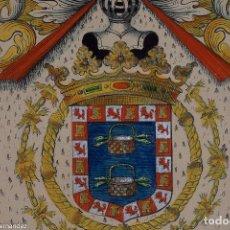 Arte: D CLARO ALFONSO PEREZ DE GUSMAN EL BUENO XI DUC DE MEDINA SIDONIA. Lote 268968189