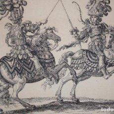Arte: ARMIGER, ET EPHEBUS INDI. Lote 268971474