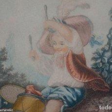 Arte: LE PETIT TAPAGEUR - COTIBERT. Lote 268984259