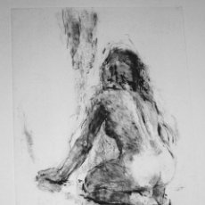 Arte: GRABADO ORIGINAL DE DAVID MAES. Lote 270170263