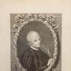 Arte: GRABAFO DE AMBROSIO DE MORALES DE ENTRE 1700 A 1800. Lote 275967373