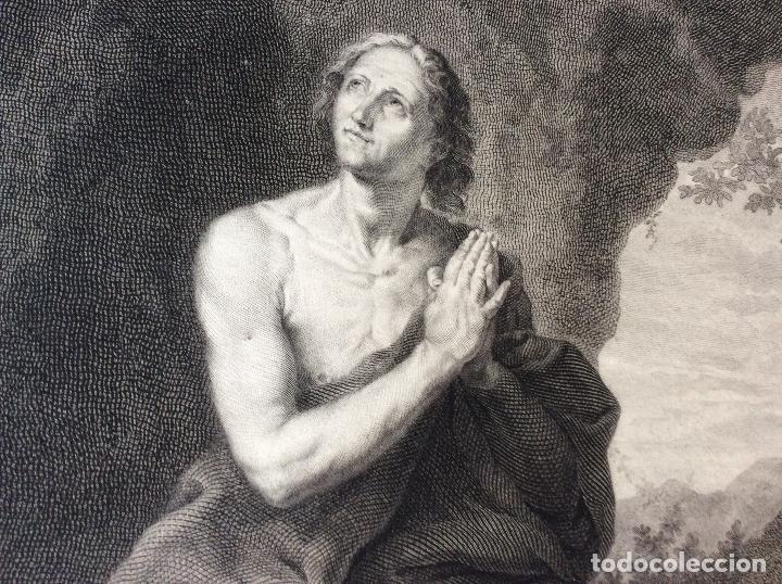 Arte: Santa María EGIPCIACA ,AGUAFUERTE 1797 - Foto 5 - 276087163