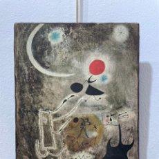 Arte: JOAN MIRO (BARCELONA, 1893 - PALMA DE MALLORCA 1983). OBRA GRAFICA.. Lote 276921623
