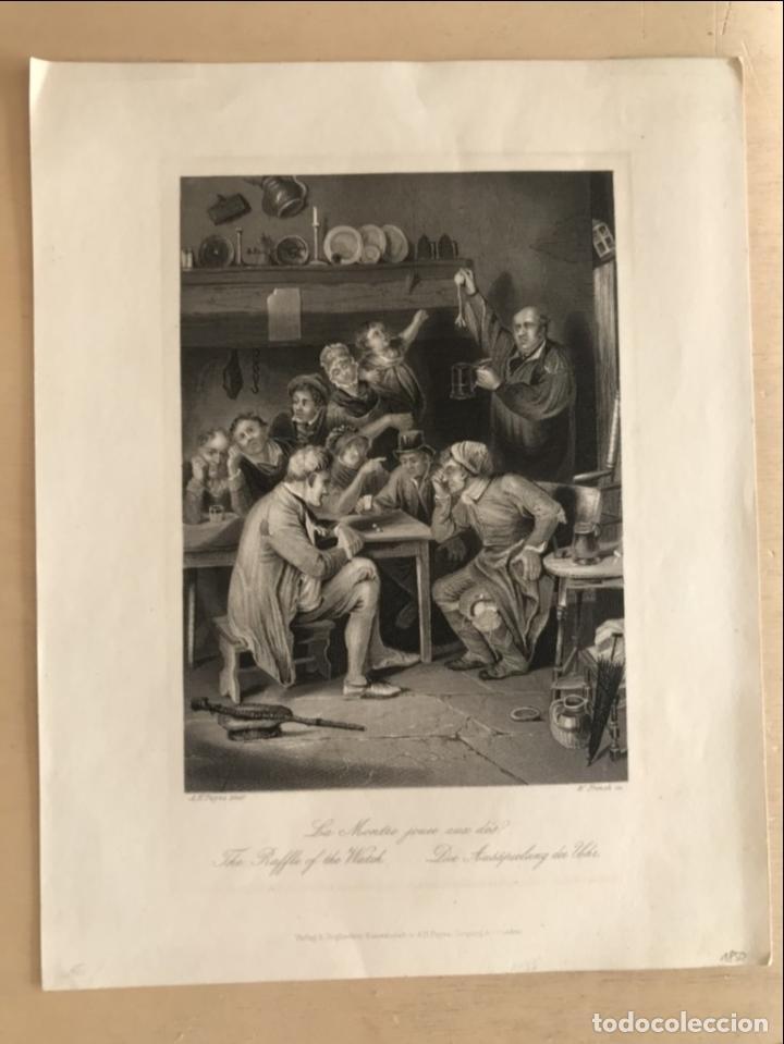 Arte: Juegos de azar (y III), 1850. Payne/French - Foto 2 - 277648913