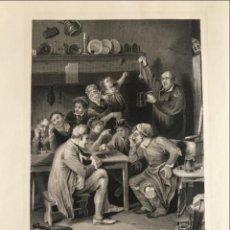 Arte: JUEGOS DE AZAR (Y III), 1850. PAYNE/FRENCH. Lote 277648913