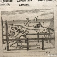 Arte: JUEGOS RENACENTISTAS, 1691. ANÓNIMO. Lote 277649973