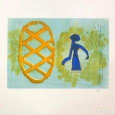 Arte: JOAN DESCARGA - GRABADO -. Lote 278190798