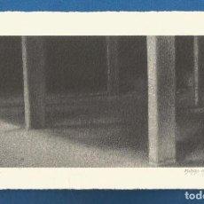 Arte: GRABADO DEL ARTISTA EDUARDO ALONSO 4/100 EXPOSICION ZARRABANDA POR AYUNTAMIENTO DE VALLADOLID 2003. Lote 278534923