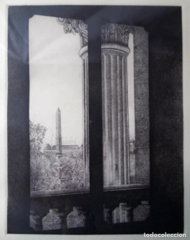 Arte: Espectacular grabado enmarcado - Foto 3 - 278621188