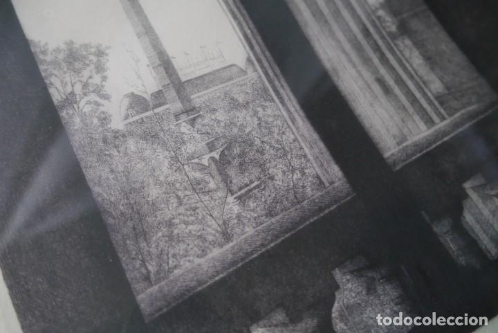 Arte: Espectacular grabado enmarcado - Foto 5 - 278621188