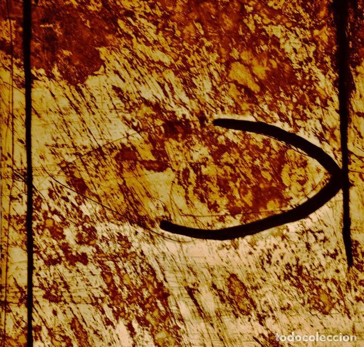 Arte: ENRIC CORMENZANA. Sin título Carborundo y aguafuerte - Foto 2 - 278625098
