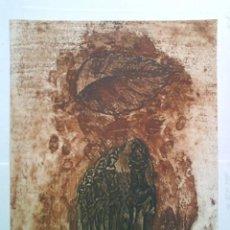 Arte: AGUAFUERTE DE SALVADOR JUANPERE. Lote 284613493