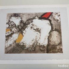 Arte: GUINOVART - OBRA GRÀFICA INÈDITA - SALA D'ART MASSALLERA - 1998-. Lote 286320868