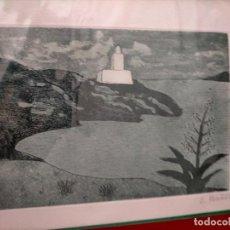 Arte: IBAÑEZ PROBA DE ARTISTA. Lote 287098048