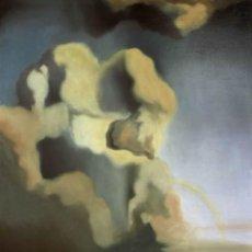 Arte: IMPRESIONANTE GRABADO DE DALI, EL ESPECTRO Y EL FANTASMA ,FIRMADO Y NUMERADO , 50 X 65 CM. Lote 287426063