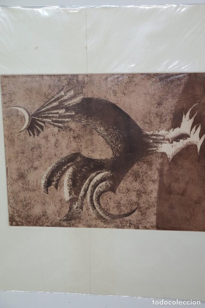 Arte: GRABADO NUMERADO DE GALINDO - Foto 2 - 287998973